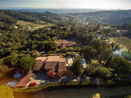 Maison / Villa de 350m² a vendre à Alella, Maresme