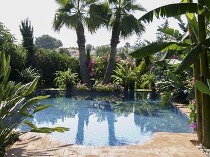 Maison / Villa de 360m² a vendre à Dénia, Costa Blanca