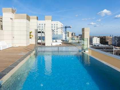 Piso de 121 m² con 18 m² de terraza en venta en Turó Park