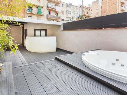 2-bedroom triplex with a terrace for sale in Sant Antoni