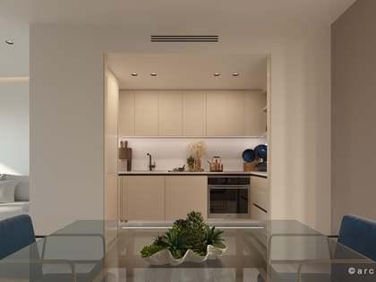 Квартира 69m², 12m² террасa на продажу в Сан Жерваси
