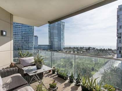 在 Diagonal Mar, 巴塞罗那 136m² 出售 房子 包括 28m² 露台</