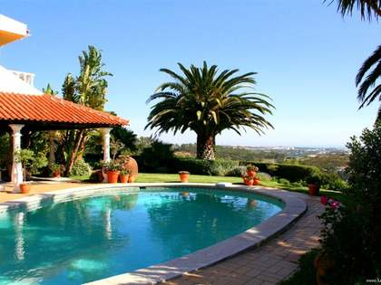 Ocean view villa to buy in Cascais, Portugal