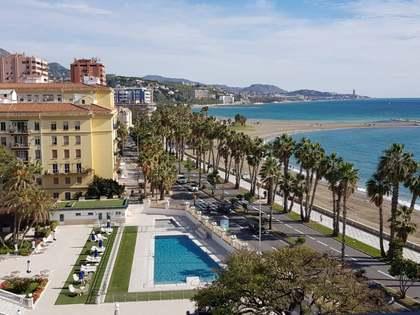 130m² Lägenhet till uthyrning i East Málaga, Malaga