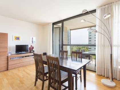 在 Diagonal Mar, 巴塞罗那 136m² 出租 房子 包括 20m² 露台