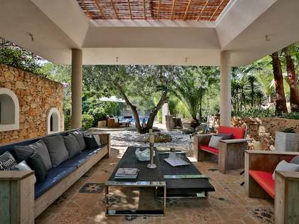 在 Santa Eulalia, 伊比萨 420m² 出售 豪宅/别墅