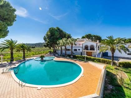 Landhuis van 9,506m² te koop in Alicante ciudad, Alicante