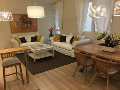 110 m² apartment for sale in Goya, Madrid