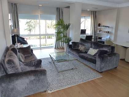 Appartement van 165m² te huur met 13m² terras in Gran Vía