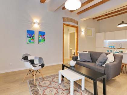 58m² Apartment for sale in Gràcia, Barcelona