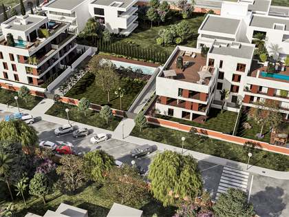 230m² apartment with 314m² garden for sale in Urb. de Llevant