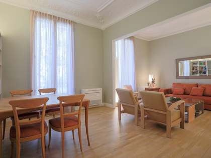 126 m² apartment for sale in Eixample Right, Barcelona