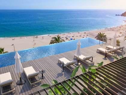 Appartement de 114m² a vendre à Lloret de Mar / Tossa de Mar avec 22m² terrasse