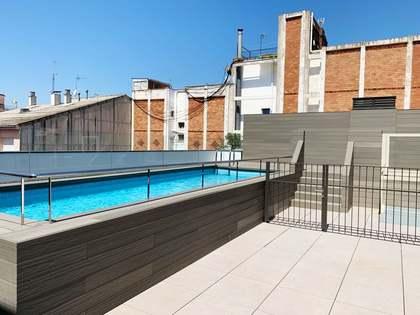 70m² Wohnung mit 10m² terrasse zur Miete in Les Corts