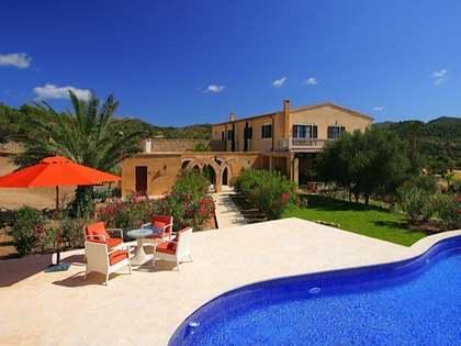 Luxury Mallorca house for sale near Arta. Mallorca