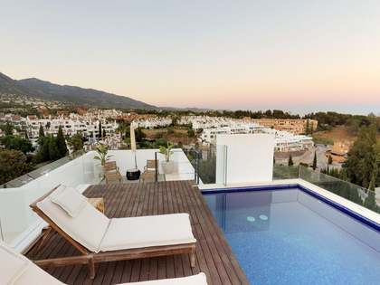 Àtic de 324m² en venda a Golden Mile, Costa del Sol