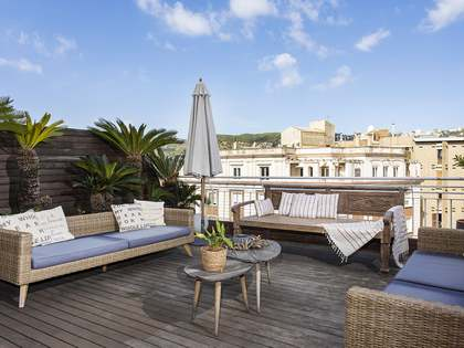 240m² Apartment with 150m² terrace for rent in Sant Gervasi - Galvany