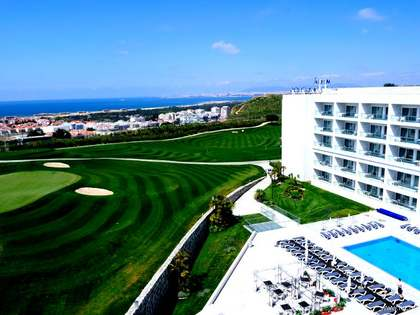 A one bedroom apartment to buy on golf resort near Lisbon