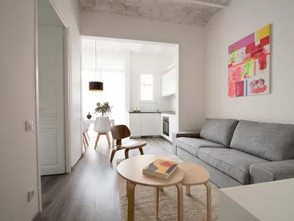 80 m² apartment for rent in Gracia, Barcelona