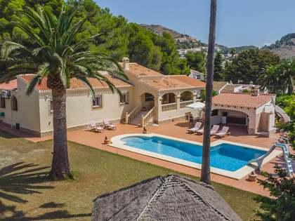 Maison / Villa de 270m² a vendre à Jávea, Costa Blanca