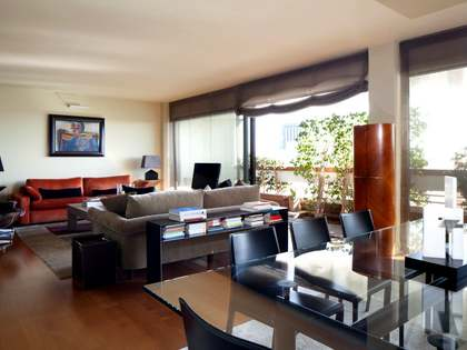 Penthouse apartment for sale in Pedralbes, Barcelona Zona Alta