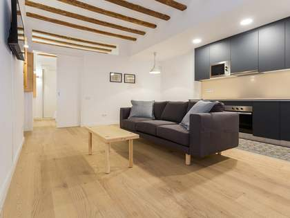 Modern 59 m² apartment for sale in El Born, Barcelona