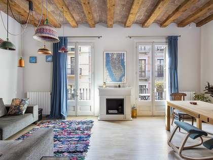 Квартира 112m² аренда в Борн, Барселона