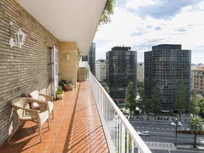 Appartement van 204m² te koop met 40m² terras in Les Corts
