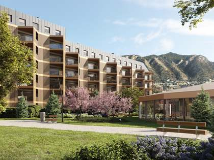 121m² Apartment with 6m² terrace for sale in Andorra la Vella
