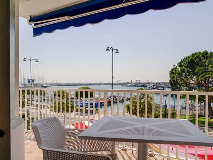 95m² Apartment with 77m² terrace for sale in Urb. de Llevant