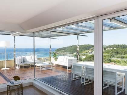 250m² Takvåning med 145m² terrass till salu i Pontevedra