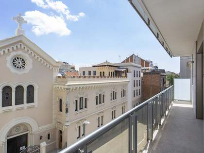 65m² Apartment with 11m² terrace for rent in Sant Gervasi - La Bonanova
