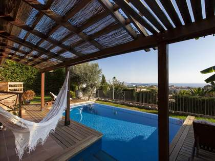5-bedroom, 3-bathroom house for sale in Vallpineda, Sitges