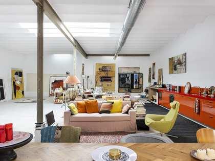 Appartement de 284m² a vendre à Gràcia avec 49m² de jardin