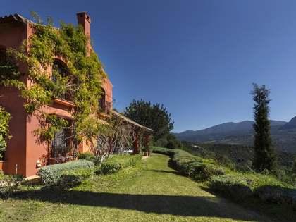 Casa di campagna di 32,000m² in vendita a Malaga, Andalucía