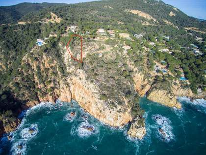 2,551m² Plot for sale in Sant Feliu de Guíxols - Punta Brava