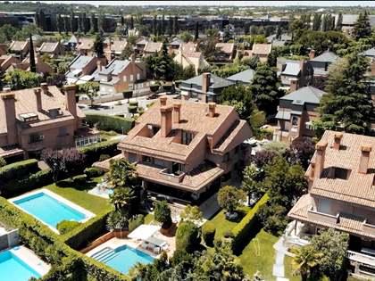 510m² Hus/Villa till salu i Pozuelo, Madrid