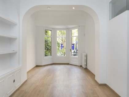 在 Sarrià, 巴塞罗那 130m² 整租 房子 包括 花园 90m²