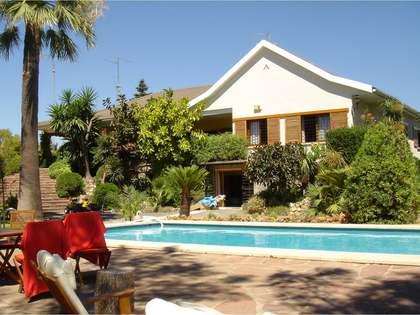 Casa / Vil·la de 527m² en venda a Godella / Rocafort