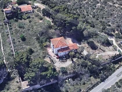 Parcela de  6.283 m² en venta en Playa San Juan, Alicante