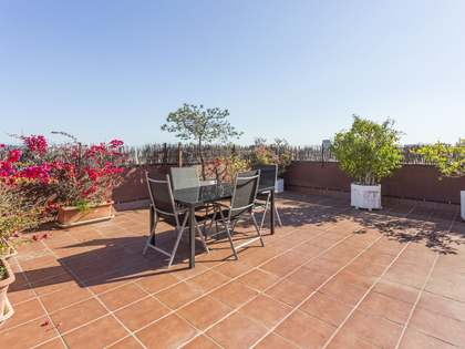210m² penthouse with 105m² terrace for sale in Zona Alta