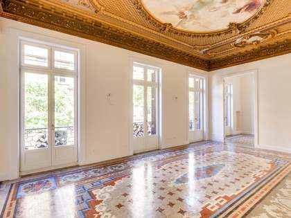 квартира 160m² на продажу в Правый Эшампле, Барселона