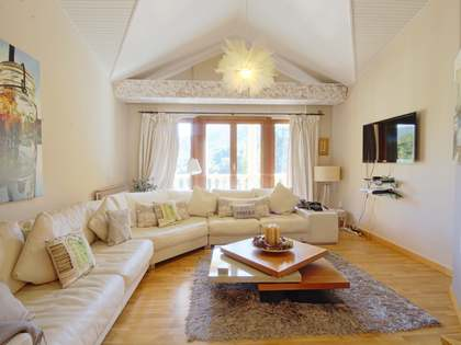130m² Apartment with 16m² terrace for sale in La Massana