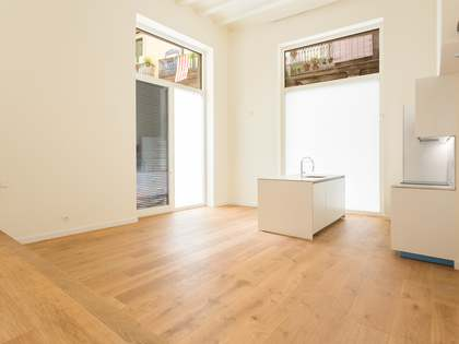New ground floor apartment for sale in the Gothic Quarter