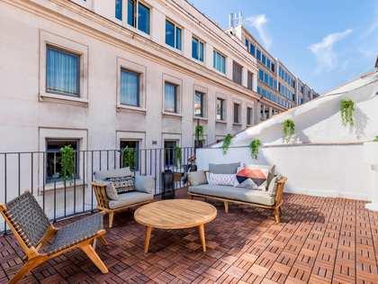 Penthouse van 169m² te koop met 23m² terras in Cortes / Huertas