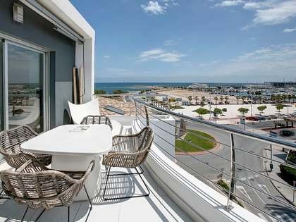 Piso de 128 m² con terraza en venta en Dénia