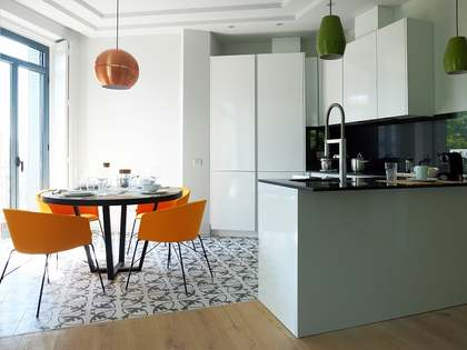 Apartamentos de 1-3 alcobas en alquiler en calle Sagasta