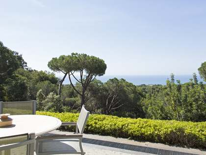Maresme Coast estate for sale in Sant Andreu de Llavaneres