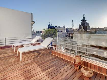 Penthouse de 226m² à venda em Jerónimos, Madrid
