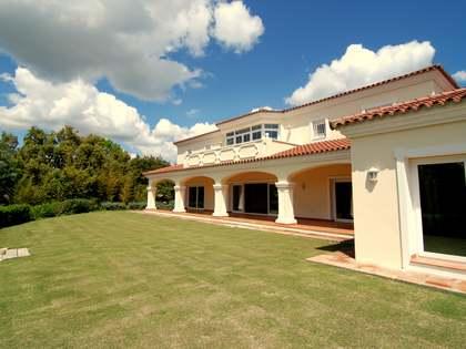 Villa nueva en venta en Sotogrande Costa, Andalucía